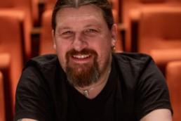 Christer Harøy smiler